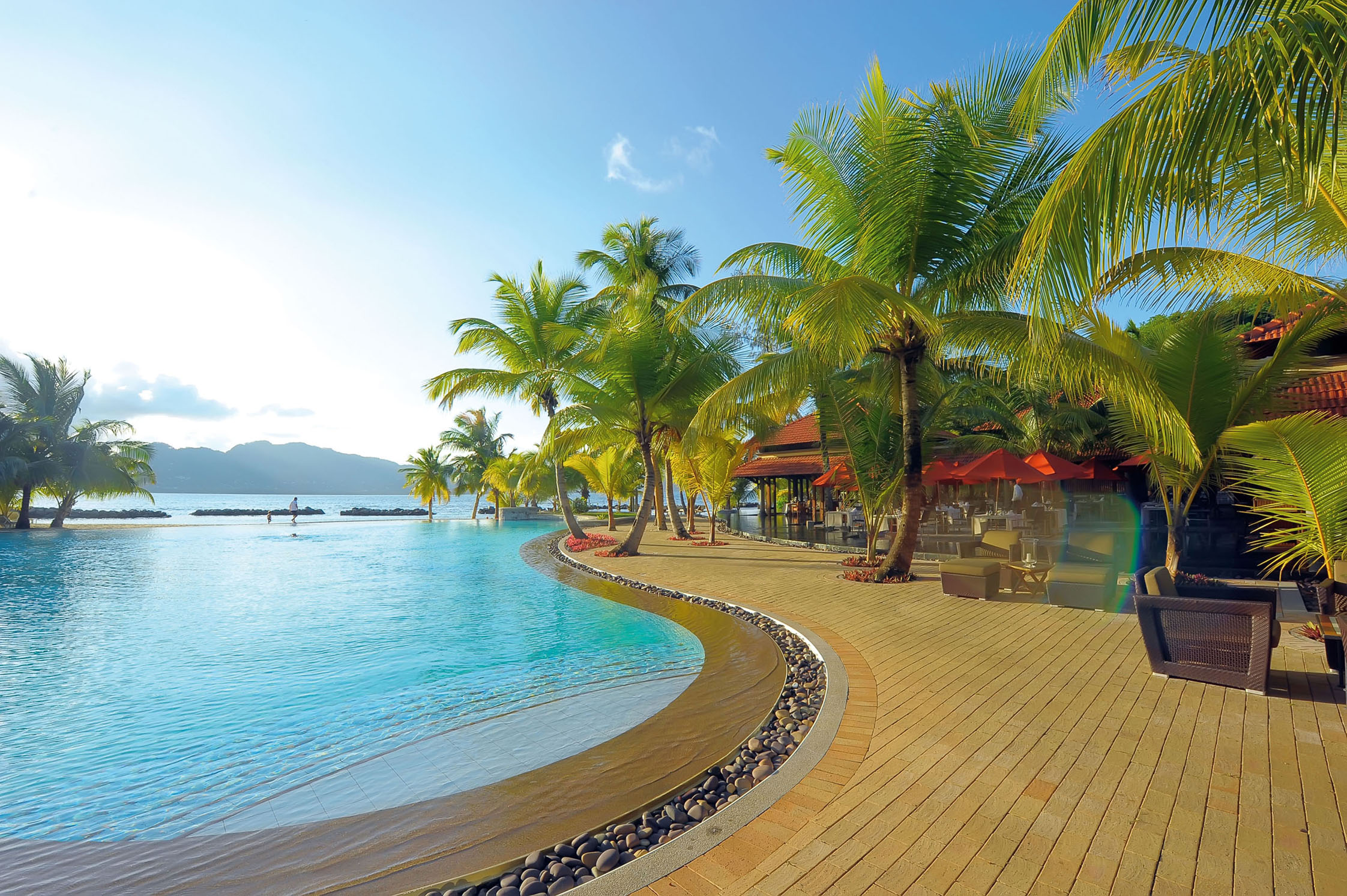 Navidad de color en Isla Mauricio - Bookingfax