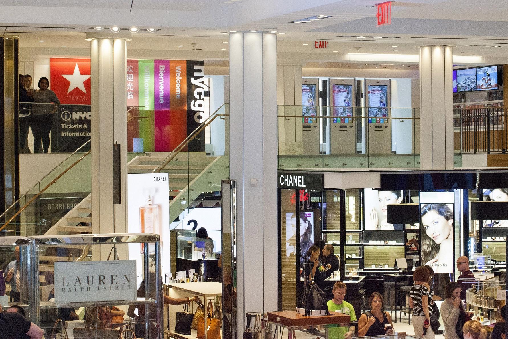 Turismo de nueva york abre oficina de informaci n en los grandes almacenes macy s bookingfax - Oficina de turismo nueva york ...