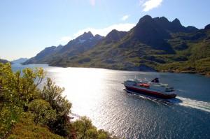 MS Richard With_Hurtigruten