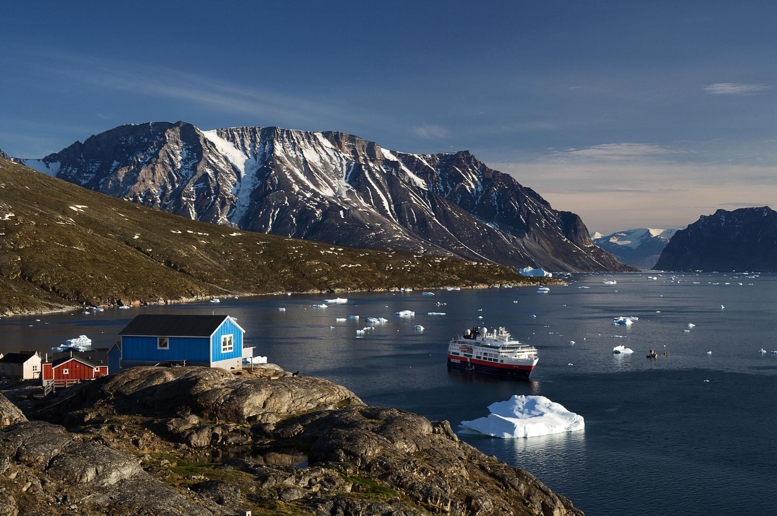 Resultado de imagen para parque nacional de groenlandia